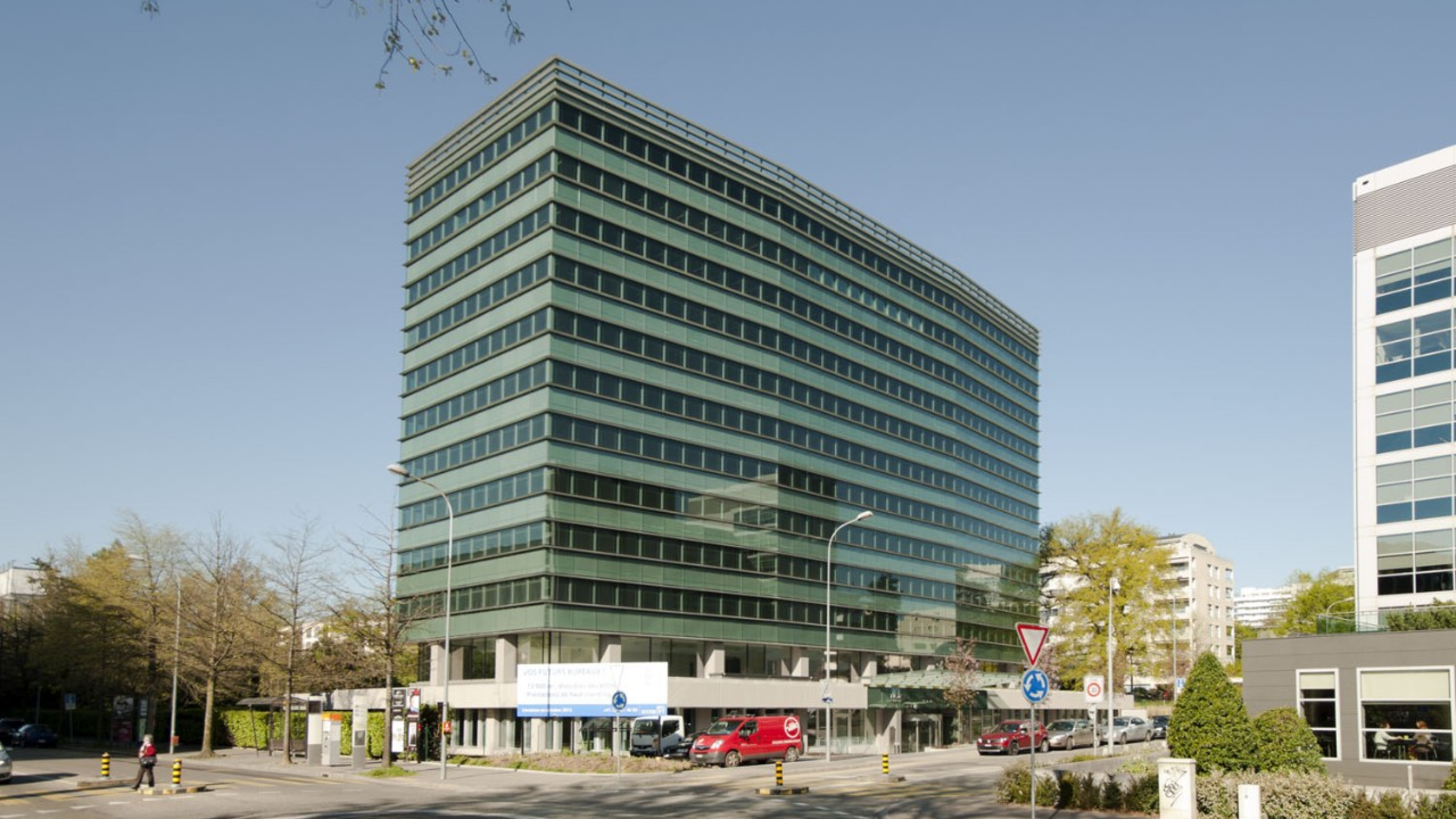 Nations Business Centre Bichette, Geneva